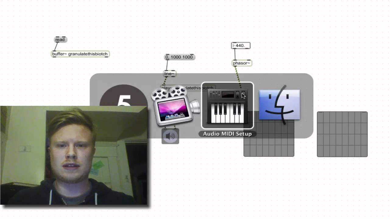 MusicMoz - Computers: Software: Max and MSP: Patch Libraries