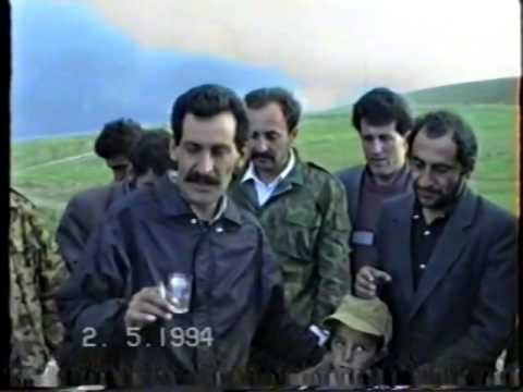 TONOYAN HOVSEP ARCAXYAN PATERAZM 1993 1994
