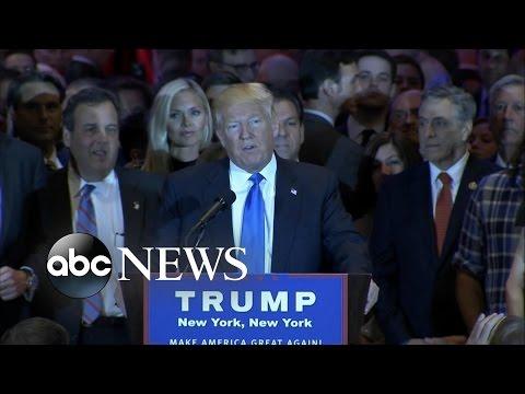 Donald Trump Considers Himself the 'Presumptive Nominee'