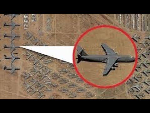 INCREDIBLE Vehicle Boneyards Around the World