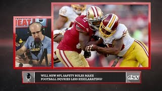 Will New NFL Player Safety Rules Ruin Football Injuries?