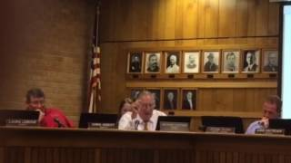 Vermilion Parish School Board meeting