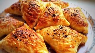 Kıymalı Samsa Böreği Tarifi - Orta Asya Böreği - Tadimiz Tuzumuz- самсы