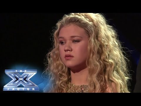 Rion Paige Is Eliminated From The X Factor - The X Factor Usa 2013 video