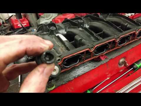 VW 2.0T TSI Intake Manifold Failure Explained. P2015 Code