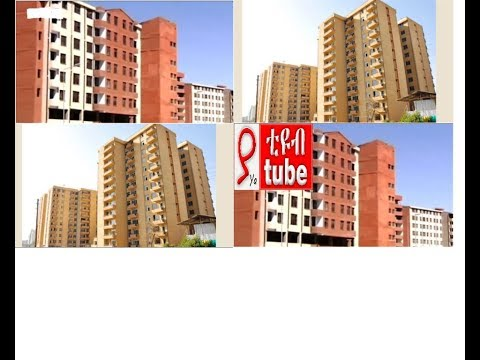 Residents of Addis Ababa who are appalled by 40 60 Condominium housing