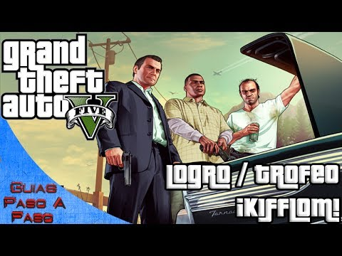 Grand Theft Auto V - Logro / trofeo: ¡Kifflom! (Huevo de pascua secta Epsilon)
