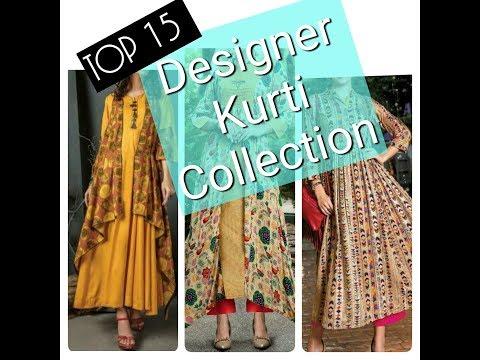 Latest designer kurti
