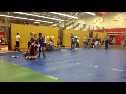 2012 Greco Roman / Bowie HS Tournament