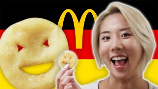 Americans Try German McDonald