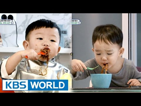SoDa siblings' house - Delicious dinner time (Ep.130   2016.05.22)