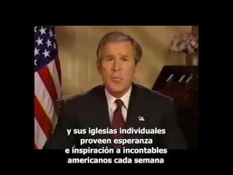George W. Bush y la Iglesia Adventista del 7mo Dia