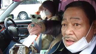 たかひらは、岸和田市外でも活躍!  堺市役所の特別な駐車場に、ゴネ得で止めているセンチュリーを撃退。