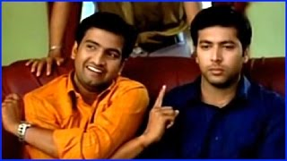 Aadhi Bhagavan - Santosh Subramaniam Tamil Movie - Full Comedy Part 1 | Jayam Ravi | Genelia D'Souza | Santhanam |