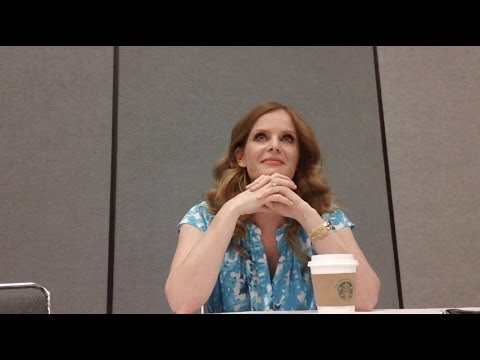 once Upon A Time - Rebecca Mader Interview (the Wicked Witch) video
