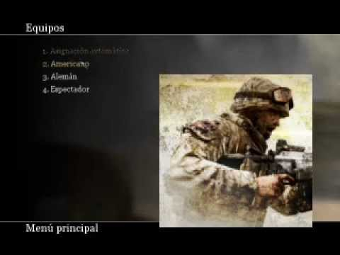 call of duty 4 para netbook del gobierno