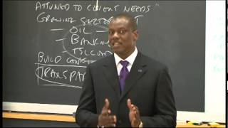 Austin Okere, CEO. Computer Warehouse Group Plc, Lecture at Columbia Business School. Part 1