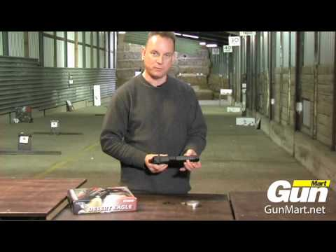 Umarex Desert Eagle CO2 Pistol review