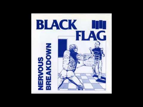 Black Flag - Wasted