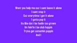 Watch Chris Brown Help Me video