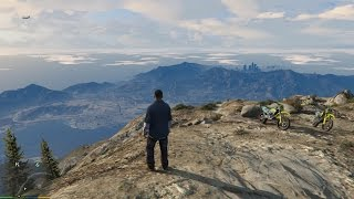 Grand Theft Auto 5 - Open World Free Roam Gameplay (PC HD) [1080p]