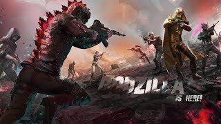 GODZILLA IS HERE!   CUSTOM ROOMS   PUBG MOBILE LIVE   Subscribe & Join me!