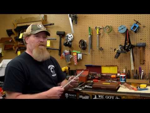 How To Episode 14: Basic Gunsmithing Tools