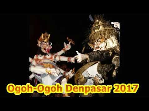 Ogoh Ogoh Denpasar 2017