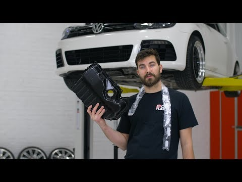 How to Replace an Oil Pan (Volkswagen 2.0T)