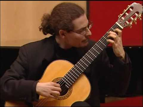 Luciano Marziali plays Mauro Giuliani Grand Ouverture Op. 61 LIVE