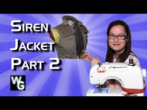 Siren Jacket Part 2