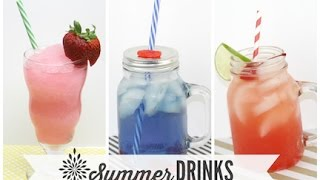 Summer Drinks | ShowMeCute