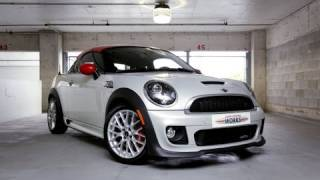 2012 Mini Coupe Review - What makes the new MINI Coupe special couldn't be more obvious
