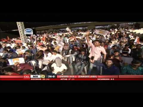 Ccl4 Veer Marathi Vs Mumbai Heroes 2nd Inn Match In Hyderabad - Part1 video