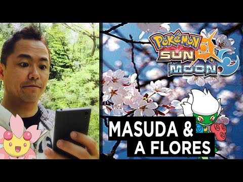 Debate - Pokémon Sun & Moon - As Flores!