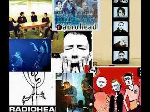 On a friday (radiohead) - I want to know(tell me burning bush), very rare