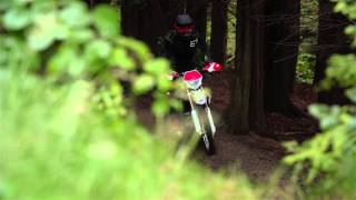 Honda 2016 CRF250RE and 2016 CRF450RE