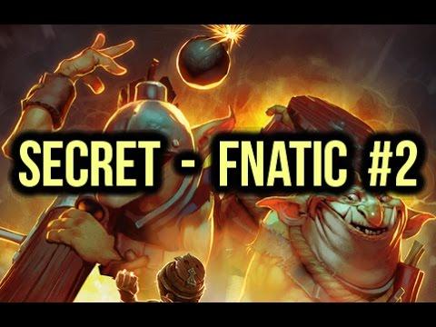 Kuroky Techies | Team Secret vs Fnatic (Team Malaysia) Highlights ESL One Frankfurt 2015  Game 2