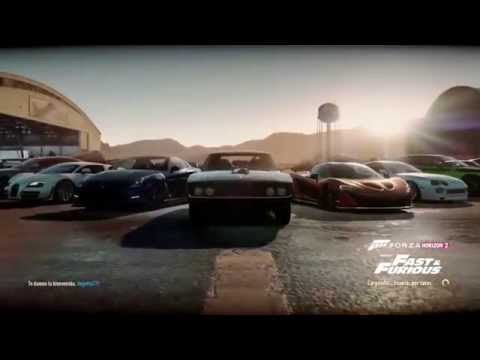 #ForzaHorizon2 Presents Fast & Furious - Gameplay (Con Willyrex)