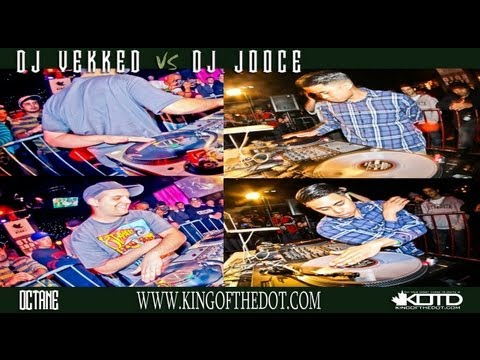 KOTD - Dj Battle - Vekked vs Jooce