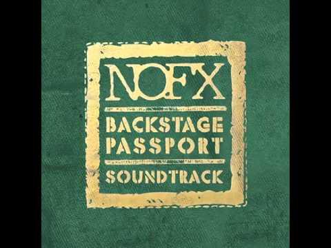 Nofx - Teenage Punching Bag