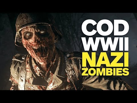 4 Tips to Dominate Nazi Zombies in COD: WWII - Best Way to Play
