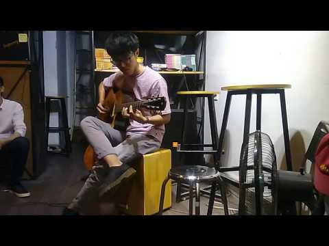Gravity ( Sungha Jung) - Guitar Cover Minh
