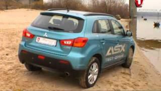 Mitsubishi ASX - Модельный ряд