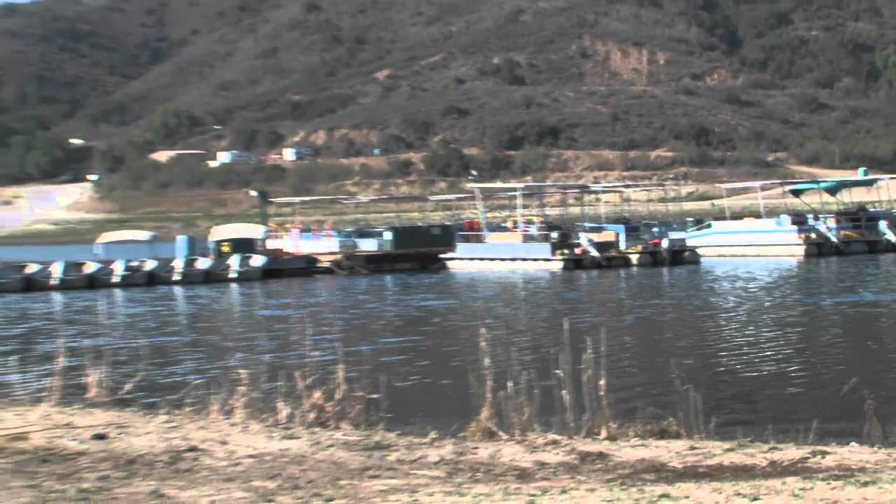 Irvine lake stocks 10 000lbs of catfish july 2 2014 for Irvine lake fishing