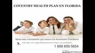 Coventry Health Plan en Florida