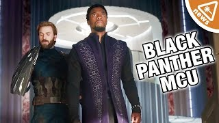 How Does Black Panther Set Up the Future of the MCU? (Nerdist News w/ Jessica Chobot)