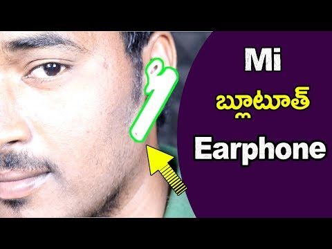 Bluetooth Earphones under 1000 | Best Low Budget Wireless Bluetooth Earphone Review | TELUGU
