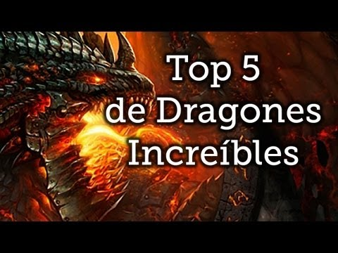 Top 5 de Dragones en Videojuegos
