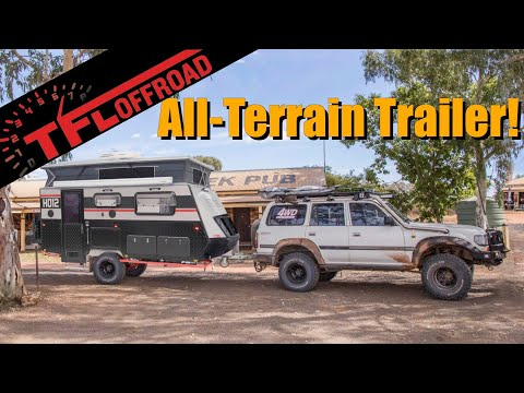 Discover This Badass Australian Off-Road Camper That You Can Buy Right Now!